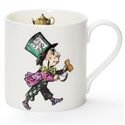 Mrs Moore - Alice In Wonderland Mad Hatter Mug
