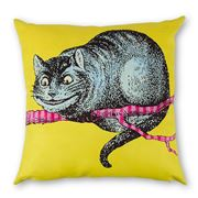 Mrs Moore - Alice In Wonderland Cheshire Cat Cushion