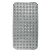 InterDesign - Rectangular Non-Slip Bath Mat Graphite