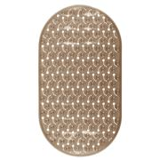 InterDesign - Rounded Non-Slip Bath Mat Amber