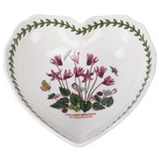 Portmeirion - Botanic Garden Cyclamen Heart Shaped Dish