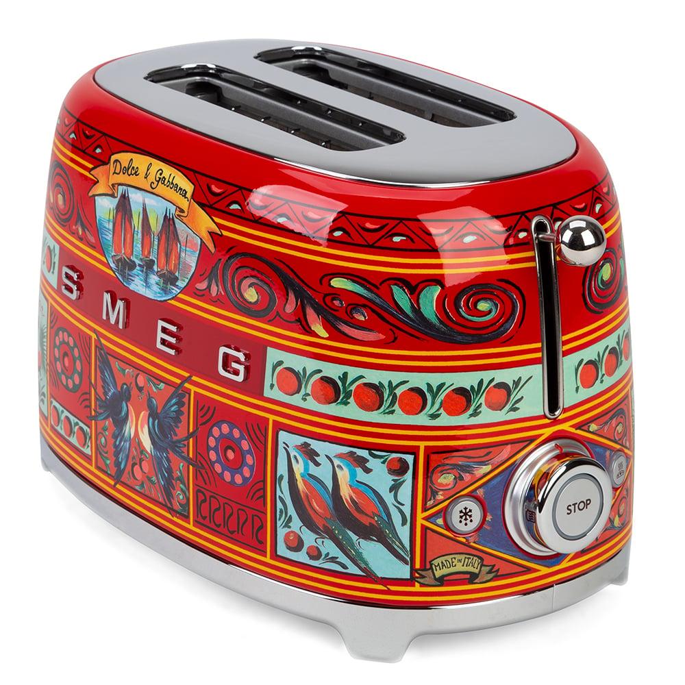 d22d1df13ddd Smeg - Dolce   Gabbana Sicily Is My Love Two Slice Toaster