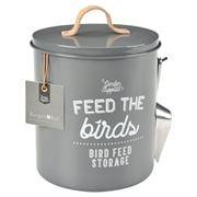 Burgon & Ball - Sophie Conran Bird Food Tin Charcoal