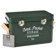 Burgon & Ball - Seed Packet Storage Tin Frog