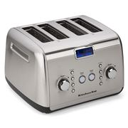 KitchenAid - Four Slice Toaster KMT423 Stainless Steel