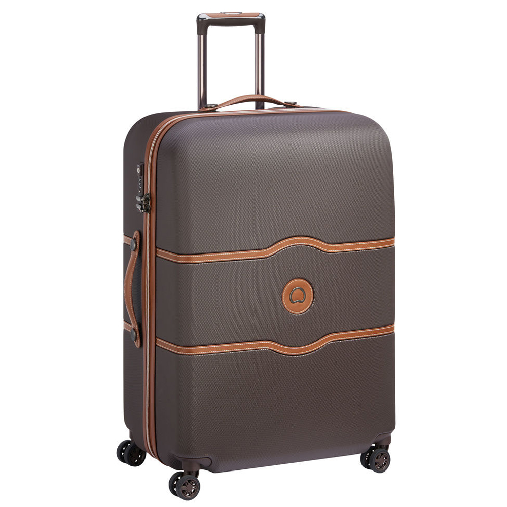 edd44e051 Delsey - Chatelet Air Spinner Case Chocolate 77cm | Peter's of ...