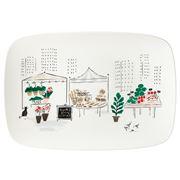Kate Spade - New York To Market Oblong Platter