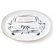 Kate Spade - Bridal Party Oval Tray