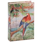 Luxe By Peter's - Beach Jungle Book Box T/American Birds