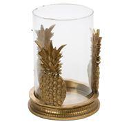 Fancy - Hurricane Antique Gold Pineapple 22x29cm