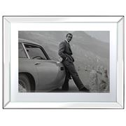 James Bond Collection - Aston Martin Frame 78x58cm