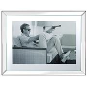 Luxe By Peter's - Steve McQueen Take Aim Frame 78x58cm