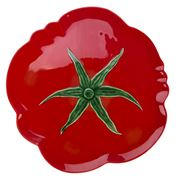 Bordallo Pinheiro - Tomate Pizza Plate 42cm