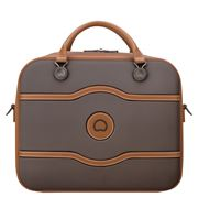 Delsey - Chatelet Air 48 Hours Tote Travel Bag Chocolate