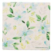 Thirstystone - Petals Coaster Blue