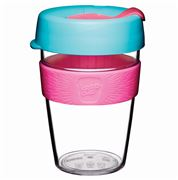 Keepcup - Original Clear Edition Coffee Cup Radiant 340ml
