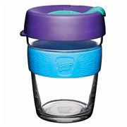 Keepcup - Brew Reusable Glass Cup Tidal 340ml