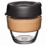 Keepcup - Brew Reusable Glass Cup Cork Ed Espresso 227ml