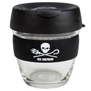Keepcup - Brew Reusable Coffee Cup Sea Shepherd 227ml