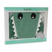 Bubba Blue - Aussie Animals Crocodile Novelty Towel