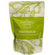 Kangaroo Island - Mediterranean Olives 185g