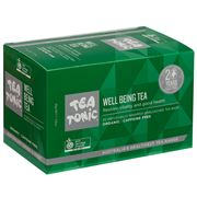 Tea Tonic - Well-Being Tea Organic Teabags