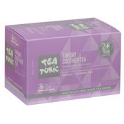 Tea Tonic - Throat Soother Tea Organic Teabags