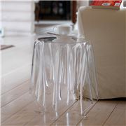 Essey - Illusion Side Table Clear