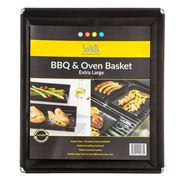 Nostik - Reusable Non-stick BBQ & Oven Basket Large