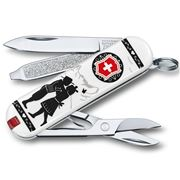 Victorinox - Classic L.E. Alps Love Swiss Army Knife