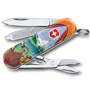 Victorinox - Classic L.E. Call of Nature Swiss Army Knife