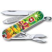 Victorinox - Classic L.E. Mexican Sunset Swiss Army Knife