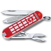 Victorinox - Classic L.E. A Trip To London Swiss Army Knife