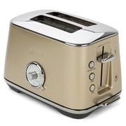 Breville - Toast Select Luxe Toaster Royal Champagne