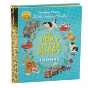 Book - Little Golden Books The Poky Little Puppy & Friends