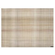 Chilewich - Plaid Placemat Tan