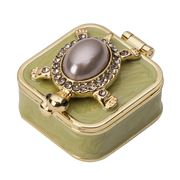 Whitehill - Square Tortoise Trinket Box