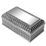 Whitehill - Beaded Large Rectangular Jewellery Box