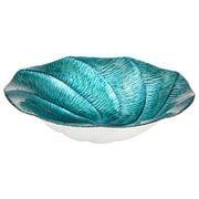 Anya - Aurora Bowl Green 8x33cm