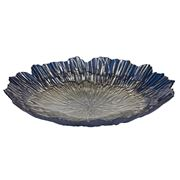 Anya - Elitsa Shallow Bowl Silvery Blue 7x40cm