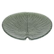 Anya - Lily Plate Silvery Green 2x24cm
