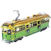Metal Earth - Melbourne W-Class Tram Model