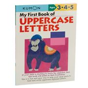 Book - Kumon My First Book of Uppercase Letters