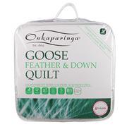 Onkaparinga - Goose Feather & Down King Quilt