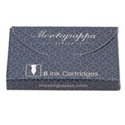 Montegrappa - Blue Cartridge Set 8pce
