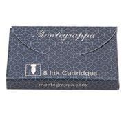 Montegrappa - Turquoise Cartridge Set 8pce