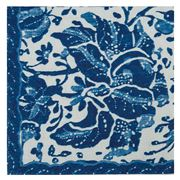 Caspari - Plantation Indigo Cocktail Napkins 20pce