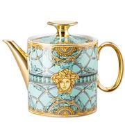 Rosenthal - Versace Scala Palazzo Verde Teapot