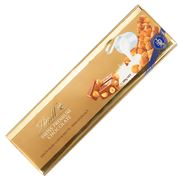 Lindt - Swiss Gold Milk Hazelnut Chocolate Block 300g