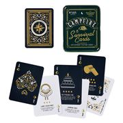 Gentlemen's Hardware - Campfire Survival Cards